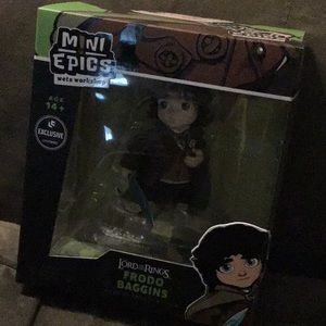 Lord of the rings Frodo Baggins mini epics